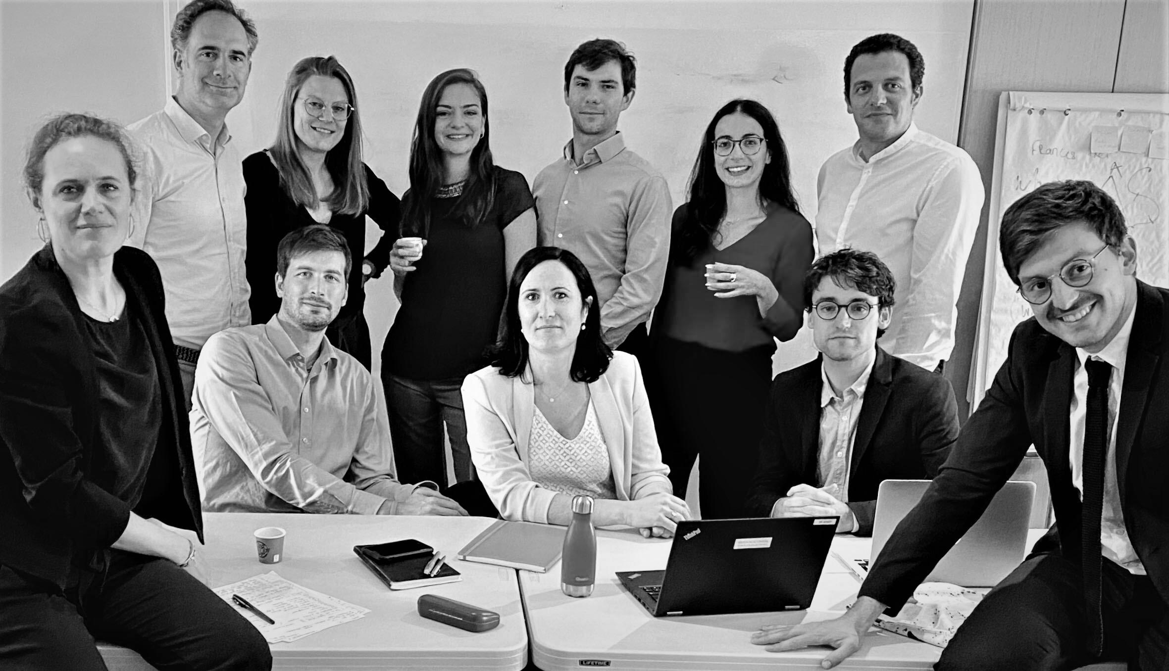 Notre équipe de consultant